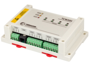 Ethernet IO module targets industrial applications