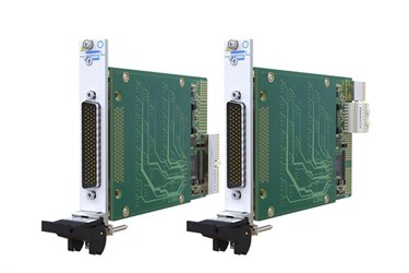 Pickering PXI/PXIe multiplexer module supports MIL-STD-1553 testing