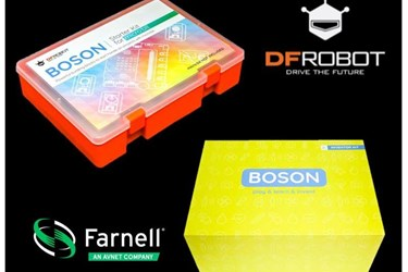 Farnell shipping expanded range of education kits from DFRobot
